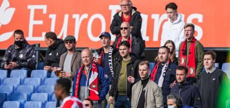Kabinet hakt knoop door: dit seizoen geen fans meer bij betaald voetbal