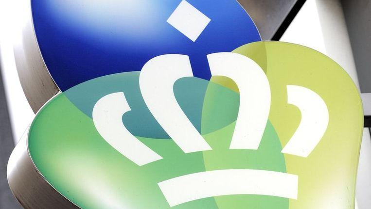 Het logo van KPN, op archiefbeeld. Beeld anp