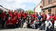 Leden spaarkas d'Olmse Mèt organiseren eerste rommelmarkt