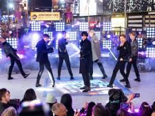 Les stars de la K-pop BTS grands vainqueurs des MTV Europe Music Awards