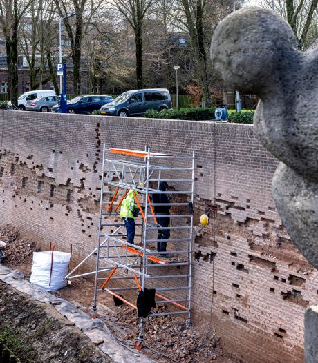 Bossche vestingwerken krijgen broodnodige renovatie