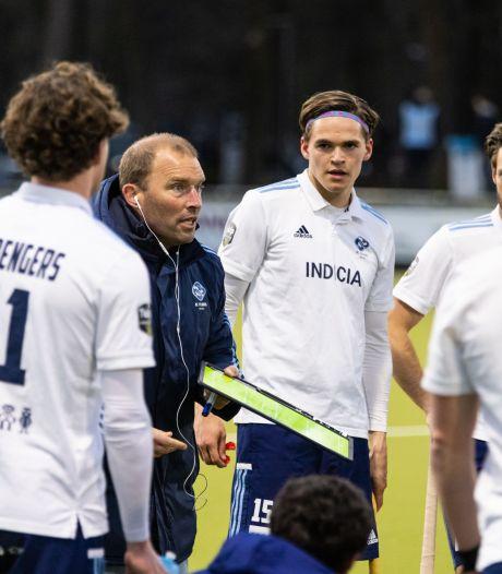 Trotse Delmée verlaat HC Tilburg voor Oranje: 'Ik ben dominant, een verkeerde mentaliteit trek ik slecht'