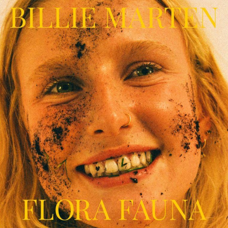 'Flora Fauna' van Billie Marten is uit bij Fiction. Beeld RV