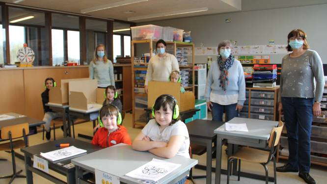Basisschool De Zon start met onderwijs voor kinderen met een auditieve beperking of spraak- of taalstoornis