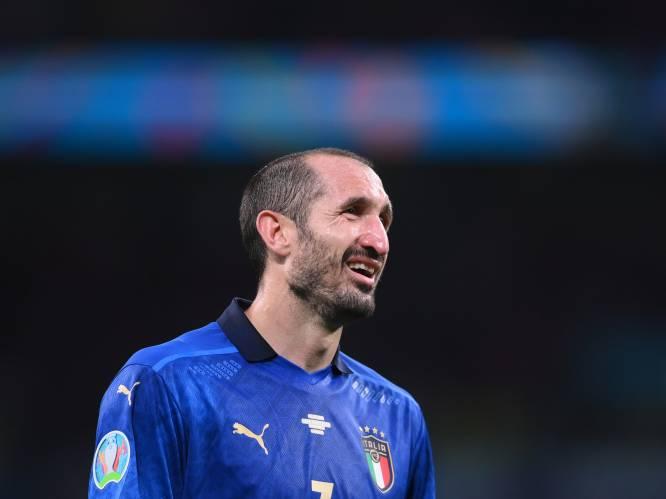 """PORTRET. Doctorandus Chiellini, krijgsheer in de loopgraven maar altijd met de glimlach: """"Liever een vervelende winnaar dan een vriendelijke loser"""""""