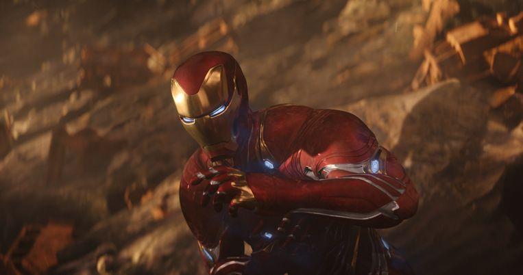 Iron Man. Beeld Marvel Studios