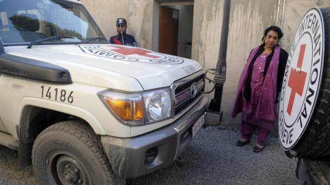 Britse medewerker Rode Kruis ontvoerd in Pakistan
