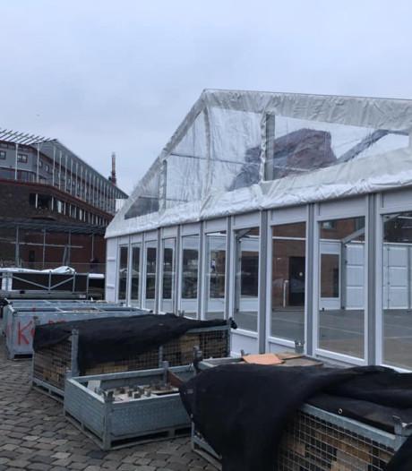 Op tijd gered: Zwolle kan zaterdag schaatsen