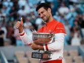 Federer en Nadal zijn gewaarschuwd: Djokovic wil de boeken in als beste tennisser ooit