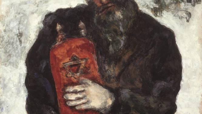 Ambitieuze Chagall-expositie in Uden wacht nog op publiek