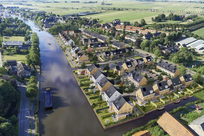 Nieuw-Rein in Hazerswoude-Rijndijk is één van de projecten van Heembouw.