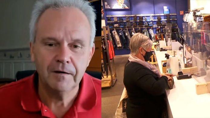 """Retailexpert Gino Van Ossel: """"Handel herleeft in het algemeen"""""""