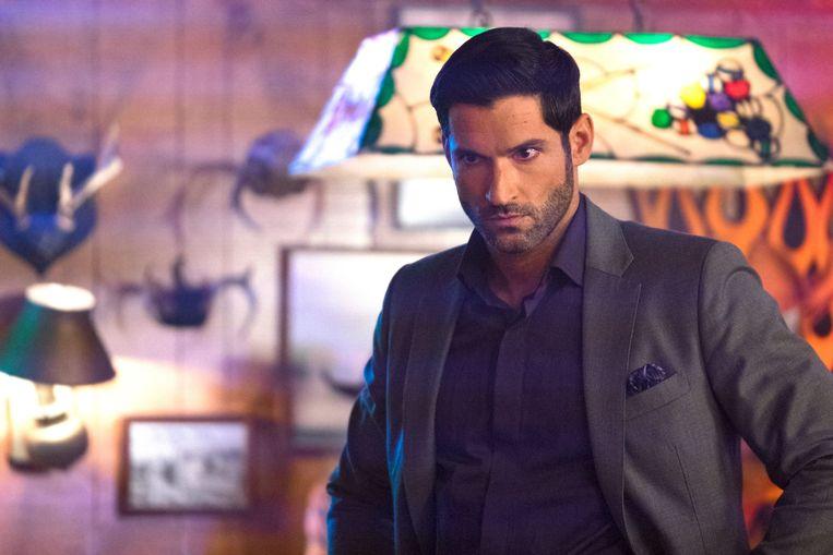 'Lucifer' Beeld Netflix