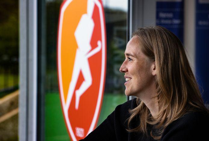 De clubtrouwe Daphne van der Velden (30) stopt met tophockey bij Oranje-Rood.