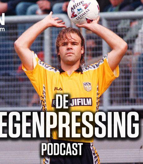 De Gegenpressing Podcast   Van As vertelt over zijn liefde voor NAC en reageert op pittige kritiek op Steijn en Manders