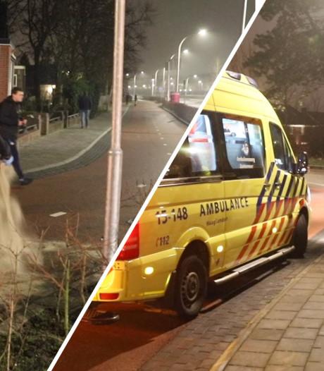 Scooterrijder zwaargewond door val op Klapwijkseweg