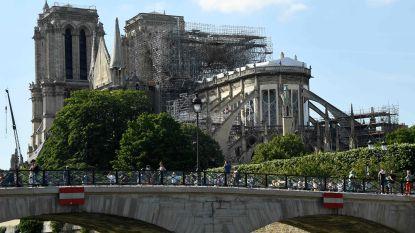Volgend weekend opnieuw mis in Notre-Dame gepland
