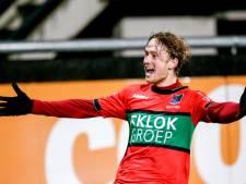 TV-debutant Beekman van NEC beloond met basisplek, nieuwe spits Baeten niet mee naar Eindhoven