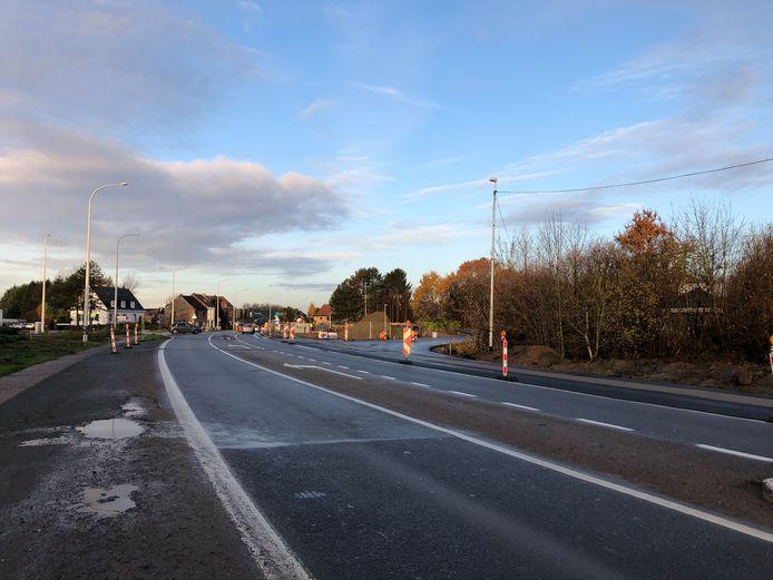 Illustratie Mechelsesteenweg.