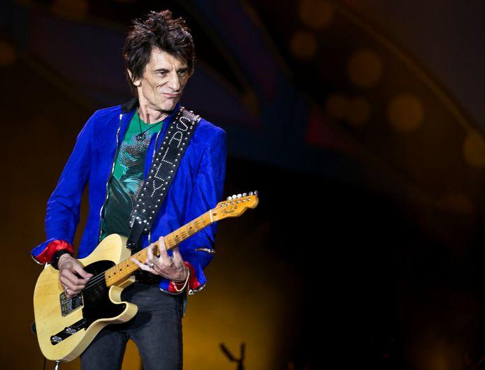 Ronnie Wood, gitarist van de Rolling Stones, is ondertussen al twee keer genezen verklaard van kanker.