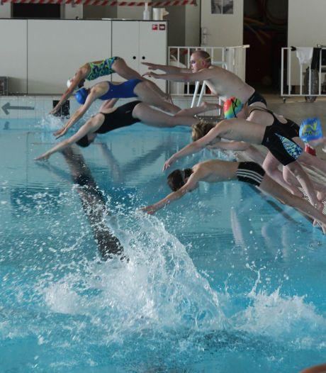 Training draait nu om techniek en watergevoel