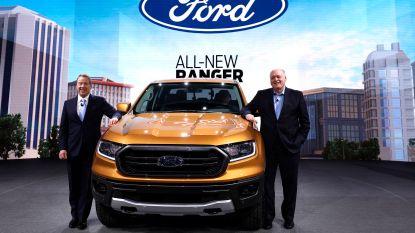 Ford wil 11 miljard dollar investeren in e-auto's