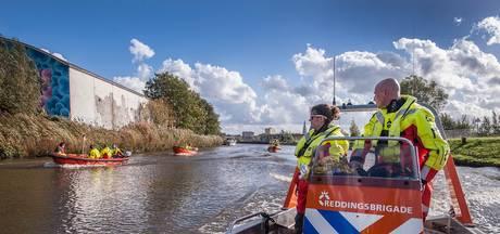 Grote rampoefening 'Breda Overstroomt'