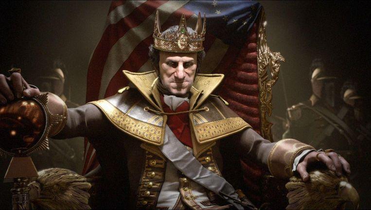 Beeld uit 'Assassin's Creed III: The Tyranny of King Washington' Beeld Ubisoft