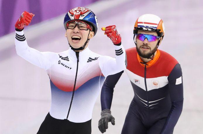 Kengt won zilver op de 1500 meter.