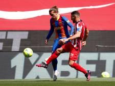 LIVE | Barça met De Jong en Dest begonnen aan kraker tegen koploper Atlético, Koeman nog geschorst
