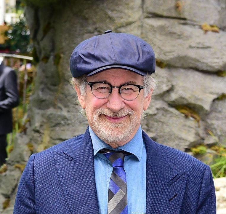 Steven Spielberg. Beeld Photo News