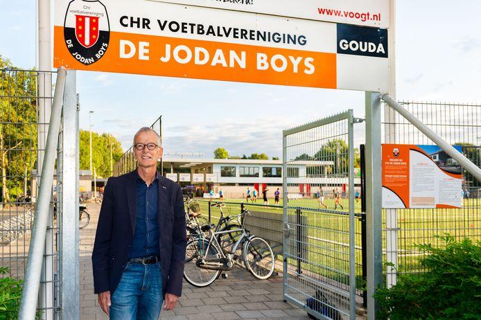 Jodan Boys-voorzitter Marco Kastelein ziet veel loyaliteit bij de sponsors.