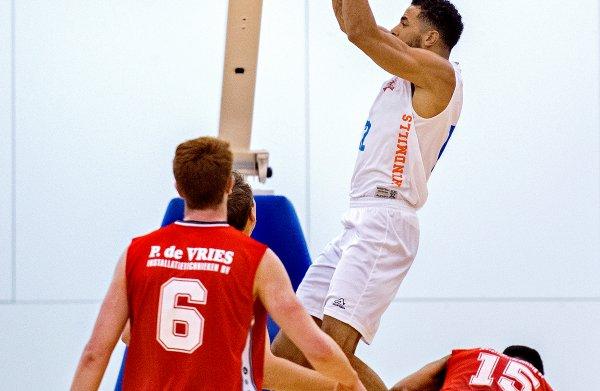 Nieuwe basketbalclub beleeft vliegende start, ondanks 'kleine dingen' zoals te weinig shirtjes