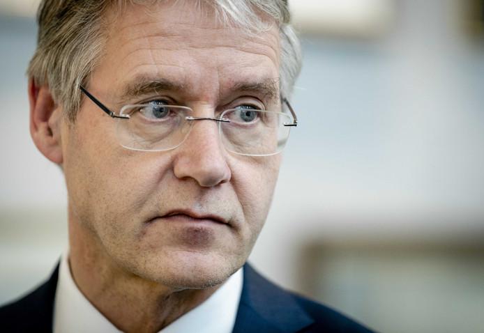 De gemeente Westland spande een rechtszaak aan tegen minister Arie Slob