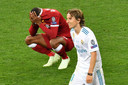 Georginio Wijnaldum verloor de laatste keer met Liverpool toen het Real Madrid trof, in de Champions League-finale van 2018.