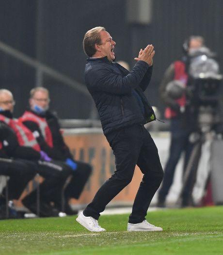 Snoei staat als 'puntenpakker' al tussen de succestrainers van De Graafschap; nu nog eeuwige glorie