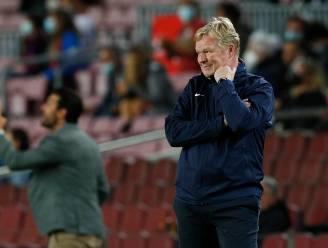 """Barcelona zakt steeds dieper weg, Koeman mag voorlopig blijven ondanks kritiek: """"Moeten we met deze selectie dan Tiki-taka spelen?"""""""
