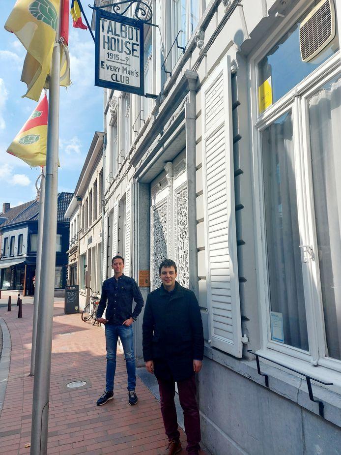 Stad Poperinge en Talbot House slaan de handen in elkaar voor de nieuwe stadswandeling 'Op stap met Tubby'.