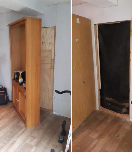 Hennepkwekerij- en stekkerij in Osse woning aangetroffen: verrassing in verborgen ruimte