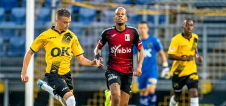 NAC sluit met scorende Ilic wisselvallige oefencampagne af met 3-0 zege op RWDM
