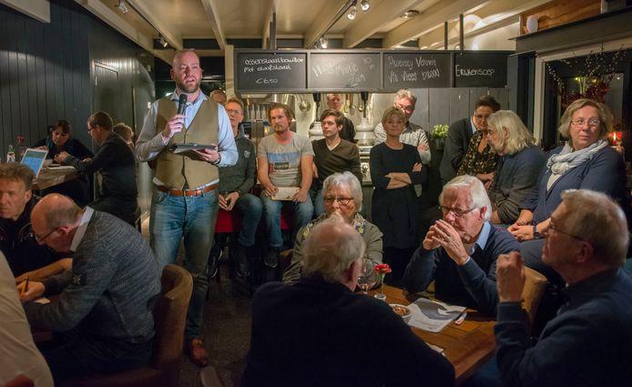 De Harderwijker Geschiedenisquiz werd in 2018 voor het eerst gehouden.
