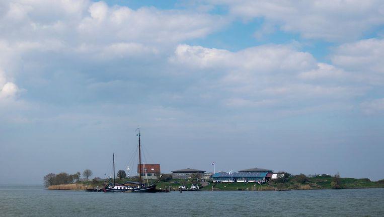 Vaar eens naar een eiland, Pampus bijvoorbeeld. Beeld Shutterstock