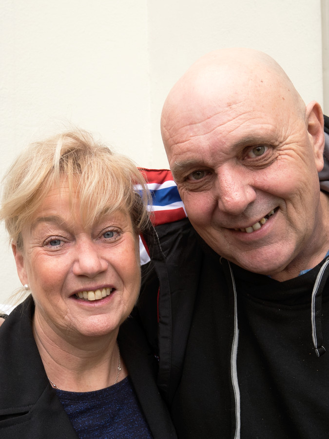 Elna en Bert van den Hoek