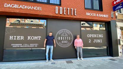 Dagbladhandel en bakker onder één dak: 'Odette' opent in hartje Westmalle