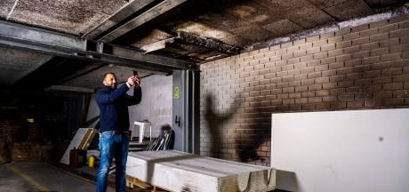 Moskee Assalam in Gouda dankbaar voor steun na brandstichting: 'Woorden schieten tekort'
