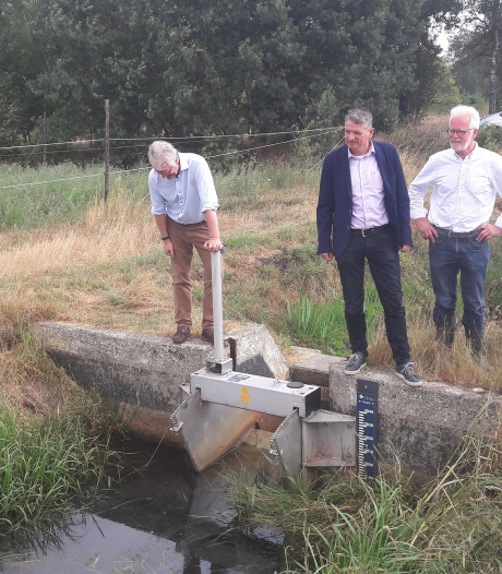 Watergraaf De Dommel kijkt in Deurne en Bergeijk mee: 'Er is echt sprake van een crisis'