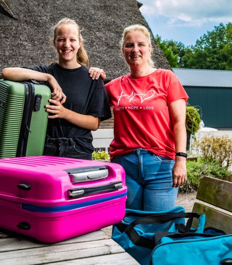 Ex-leerlingen van basisschool De Rietkraag alsnog naar Ameland voor groep 8-kamp:  'Iedereen is dolenthousiast'
