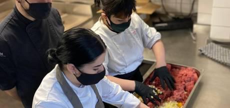 Gers: studenten leren een heerlijk potje koken en schenken de dis aan goede doelen