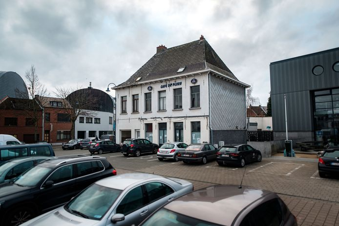 Het gebouw van De Ploeg.