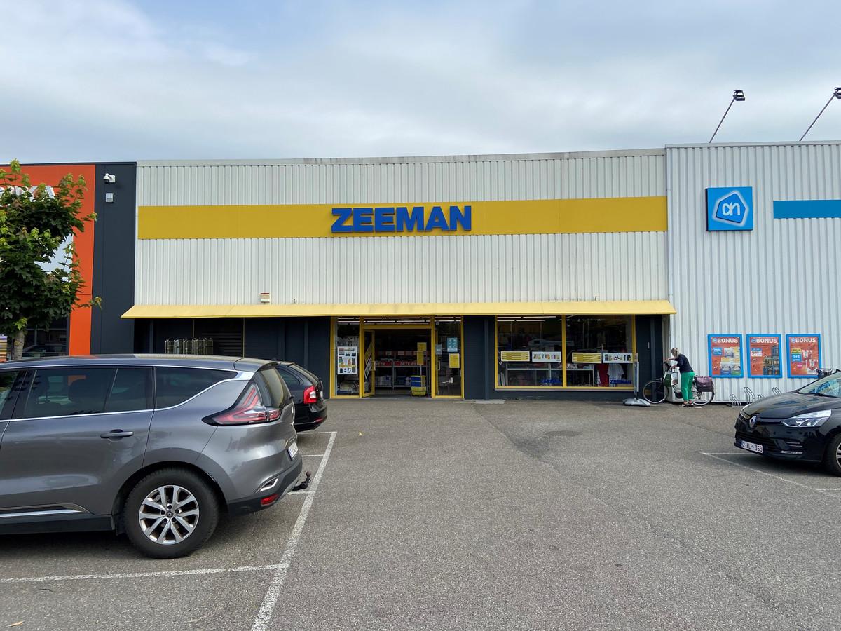De Zeeman-vestiging in Westmalle